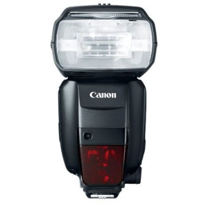 Canon 600EX Speedlite Flash