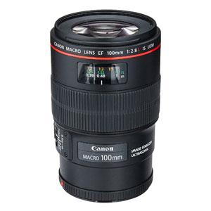 Canon 100mm f 2.8 Macro Lens